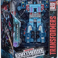 Transformers Earthrise War For Cybertron 8 Inch Action Figure Leader Class - Doubledealer #23