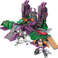 Transformers Earthrise War For Cybertron 21 Inch Action Figure Titan Class - Scorponok