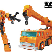 Transformers Earthrise War For Cybertron 7 Inch Action Figure Voyager Class - Grapple