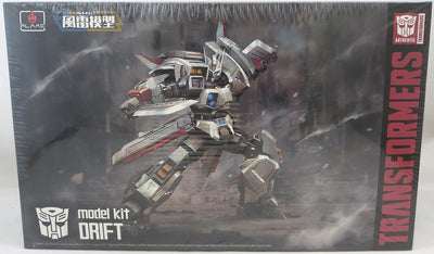 Transformers 6 Inch Action Figure Furai Model Kit - Drift