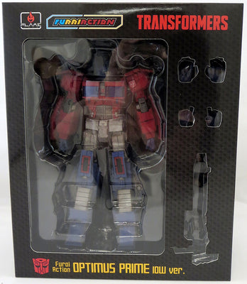 Transformers 6 Inch Action Figure Furai Action - Optimus Prime