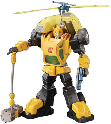 Transformers Furai 6 Inch Action Figure Model Kit - Bumblebee