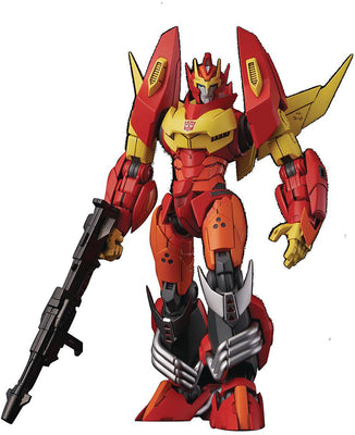 Transformers Furai 6 Inch Model Kit - Rodimus IDW
