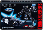 Transformers Masterpiece 6 Inch Action Figure Movie Series - Barricade MPM-5