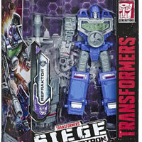 Transformers Siege War For Cybertron 6 Inch Action Figure Deluxe Class - Refraktor