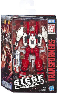 Transformers Siege War For Cybertron 6 Inch Action Figure Deluxe Class - Six Gun