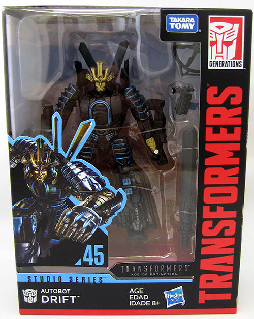 Transformers Studio Series 6 Inch Action Figure Deluxe Class - Drift #45