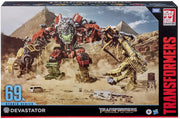 Transformers Studios Series Revenge Of The Fallen 14 Inch Action Figure Titan Class Exclusive - Devastator #69