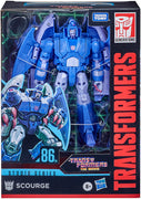 Transformers Studios Series 6 Inch Action Figure Voyager Class (2021 Wave 1) - Scourge #86-05
