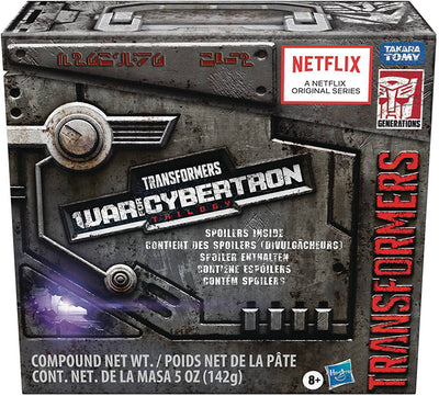 Transformers War For Cybertron Generations Selects 8 Inch Action Figure Leader Class Exclusive - Spoiler Pack 1