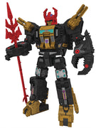 Transformers War For Cybertron Generations Selects 21 Inch Action Figure Titan Class - Black ZaraK