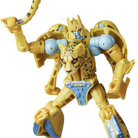 Transformers War For Cybertron Kingdom 6 Inch Action Figure Deluxe Class Wave 1 - Cheetor WFC-K4