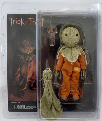 Trick R Treat 8 Inch Action Figure Retro Doll Series - Sam