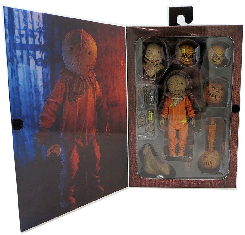 Trick R Treat 7 Inch Action Figure Ultimate Series - Sam