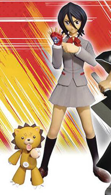 Viz Collection Naruto & Bleach 6 Inch Static Figure Series 1 - Rukia