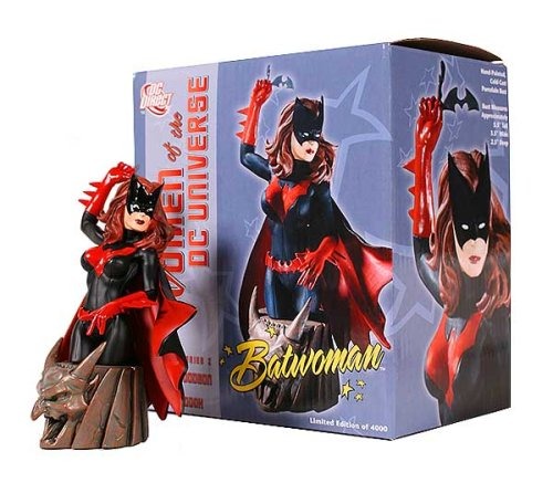 Women Of The DC Universe 5 Inch Bust Statue  - Batwoman Mini Bust