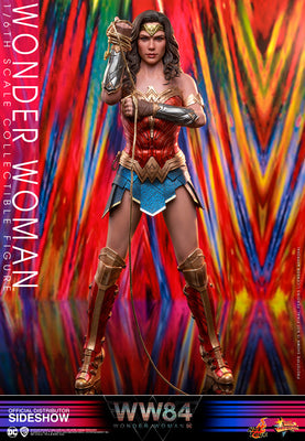 Wonder Woman 1984 12 Inch Action Figure 1/6 Scale Series - Wonder Woman Hot Toys 906792