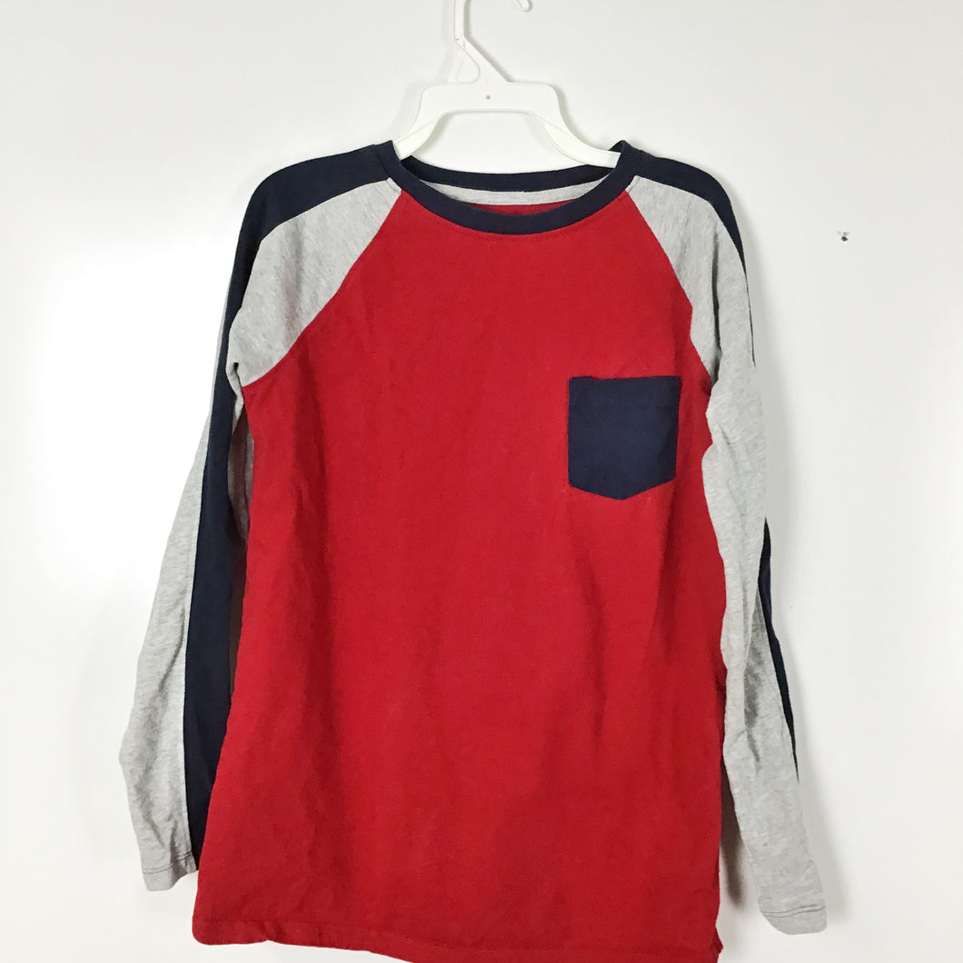 Lands' End Pocket Tee Size 14-16