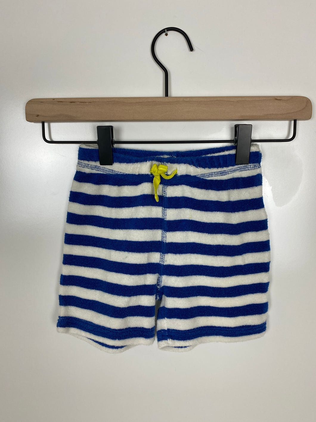Baby terry Shorts Size 2-3T