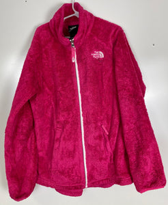 The North Face fleece jacket size 10-12