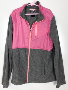 The North Face Zip Up Jacket girl's Size 18