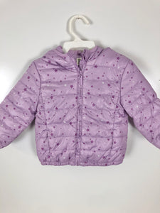 European boutique brand thin puffer coat size 9-12 months