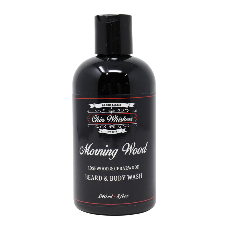 Beard & Body Wash - Morning Wood
