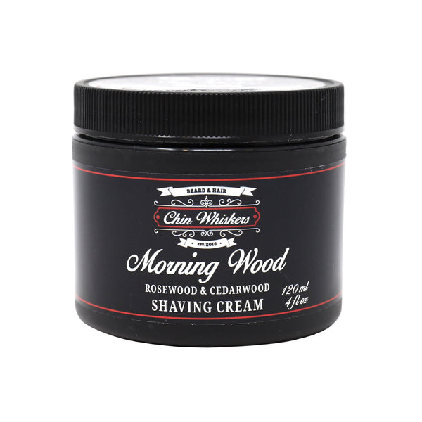 Shaving Cream - Morning Wood