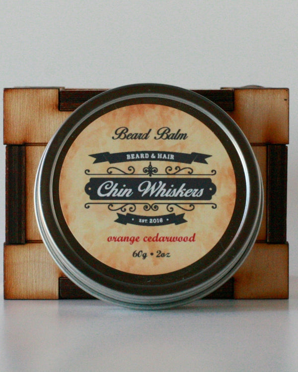 Beard Balm - Orange Cedarwood