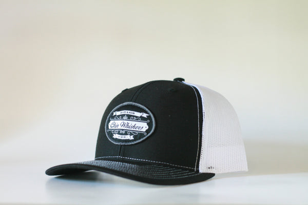 Chin Whiskers Trucker Snapback