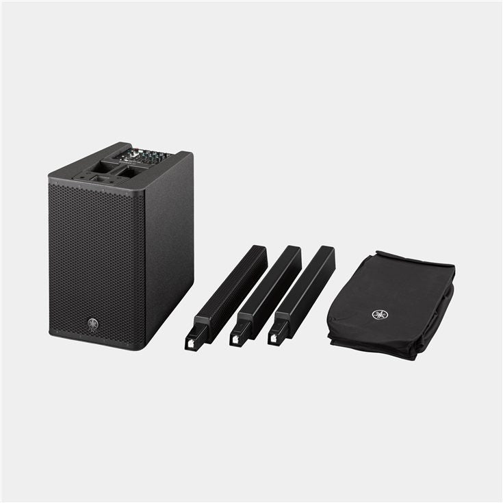 All-in-one portable PA system 1000 WATT (STORE DEMO-CLEARANCE)