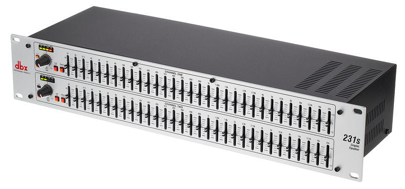 Dual Chanel 31-Band Equalizer (Open box)