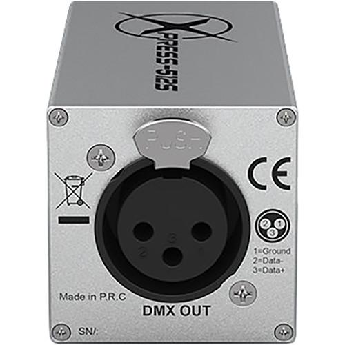 Usb/Dmx interface for Xpress software