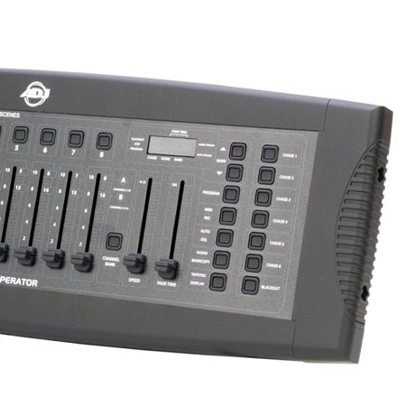 136 CHANNEL DMX CONTROLER