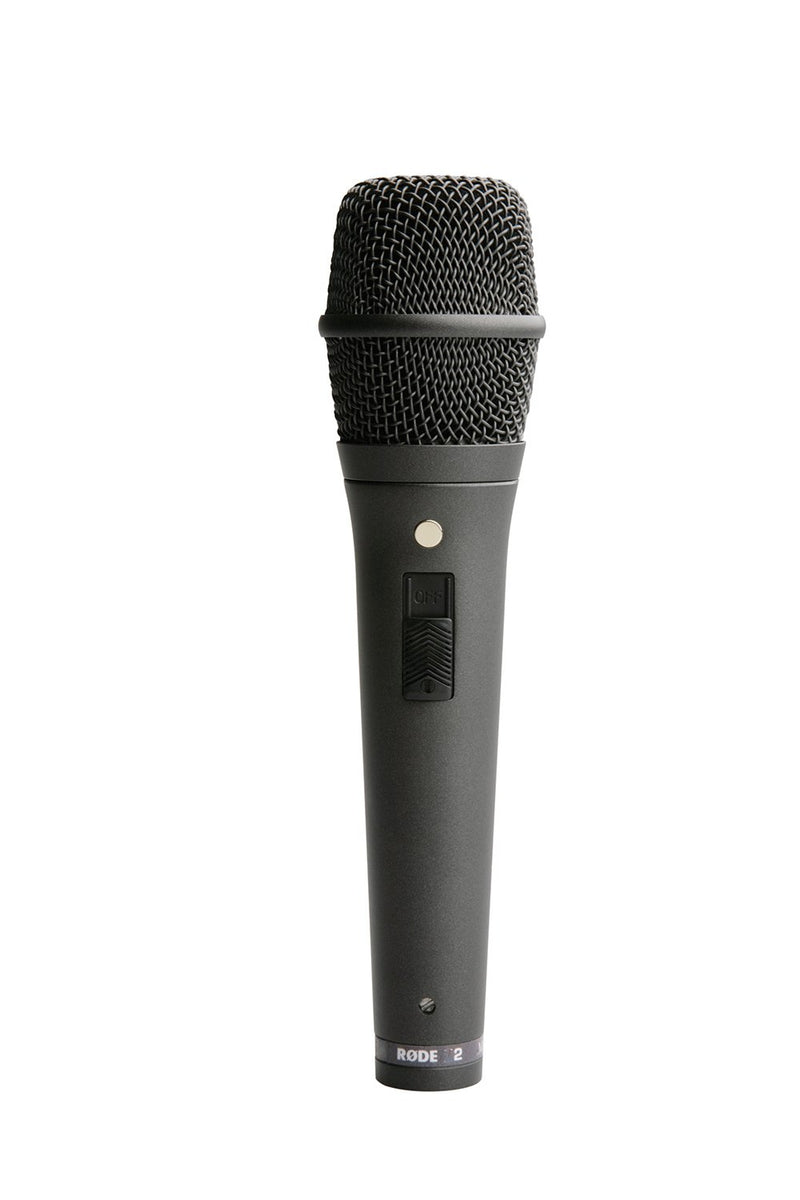 Live Performance Condenser Microphone