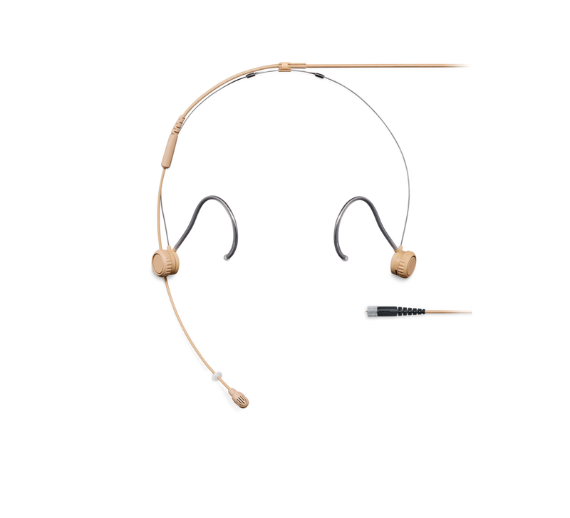 TwinPlex Subminiature Headset Microphone (Microdot)