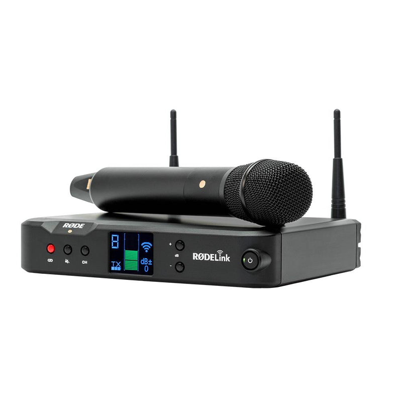 Digital Wireless Audio System for vocal and presentation