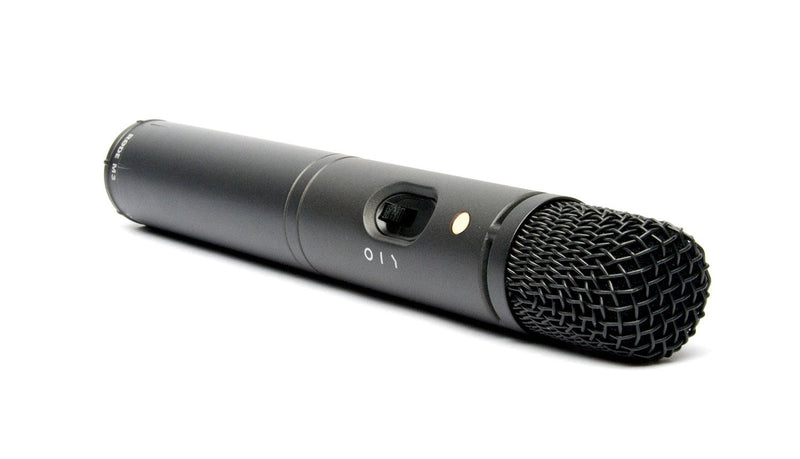 Versatile End-Address Condenser Microphone