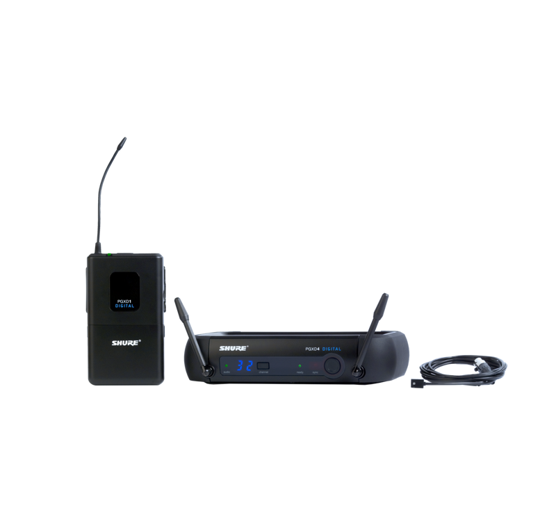 Lavalier Wireless System with WL185