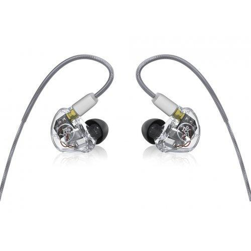 Quad Balanced Armature In-Ear Monitors