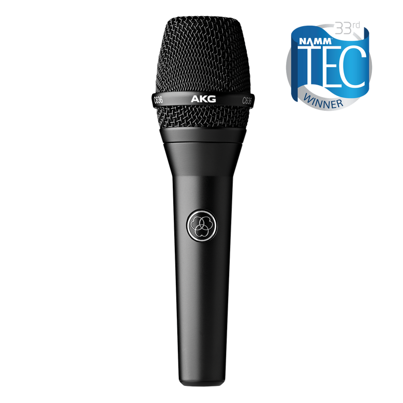 Master reference condenser vocal microphone