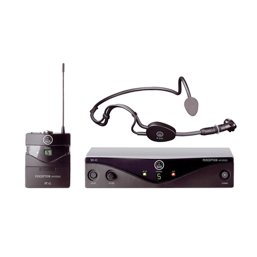 Head set wireless system