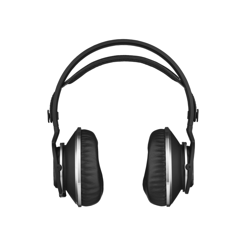 Master reference closed-back headphones