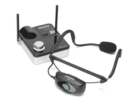 Fitness Headset - Micro UHF Wireless System
