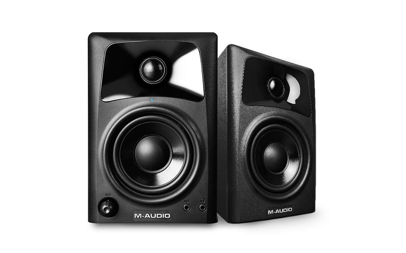 Compact Desktop Speakers for Professional Media Creation (Single)