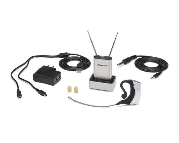 Micro Earset - Wireless System