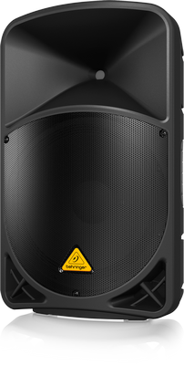 1000 Watts 15'' powered speaker with Bluethoot