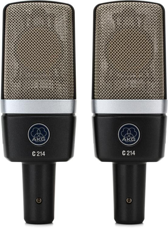Condenser microphone (MATCH PAIR)