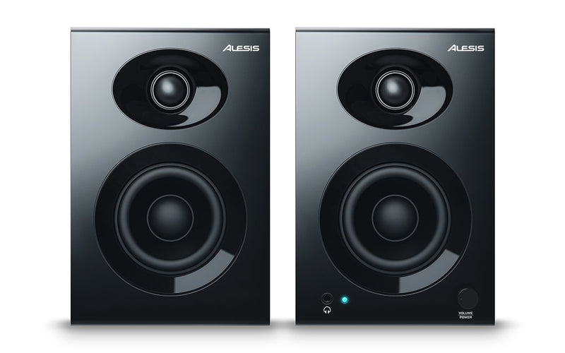 Powered Desktop Studio Speakers (Pair)