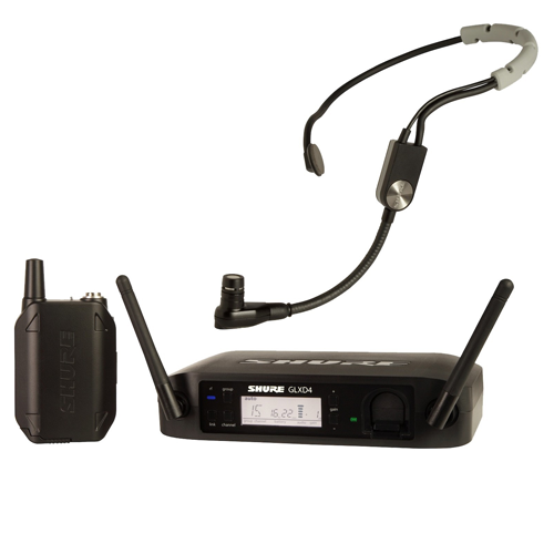 Wireless system with SM35